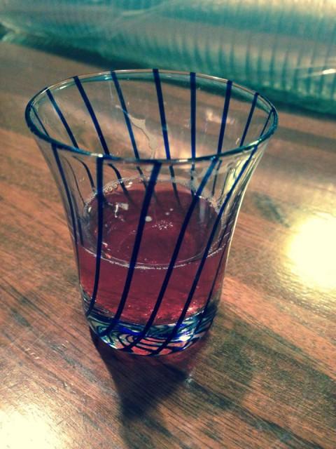 【昼酒 夜酒】日本酒だけではなく 果実酒なんかも豊富です