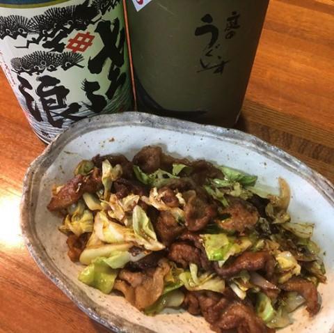 【昼酒 夜酒】熱々の美味い煮物と日本酒や焼酎お湯割りが美味の季節
