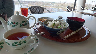 釧路の桜と、網走のお寿司と、3日断食その後