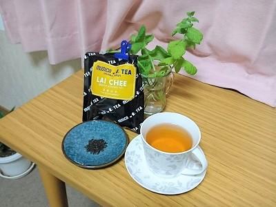 ライチの紅茶と冬のお疲れ&うつ対策