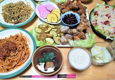 お正月料理で胃腸が疲れていませんか?―十勝産菜種油のススメ