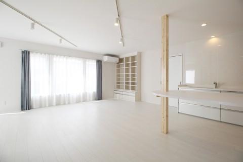 【新築施工例】ユニバーサルデザインの平屋住宅