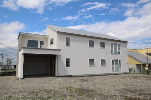 【新築施工例】「好き」に囲まれた ティーメイス新事務所