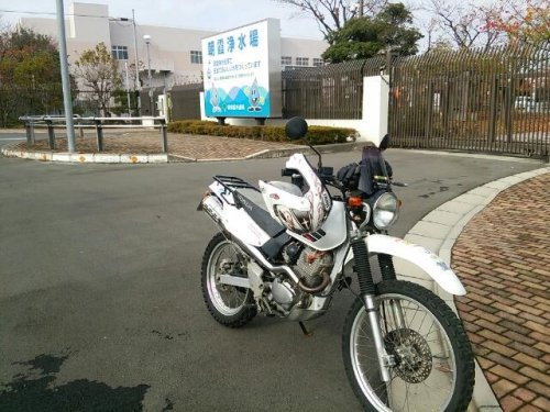 朝霞浄水場
