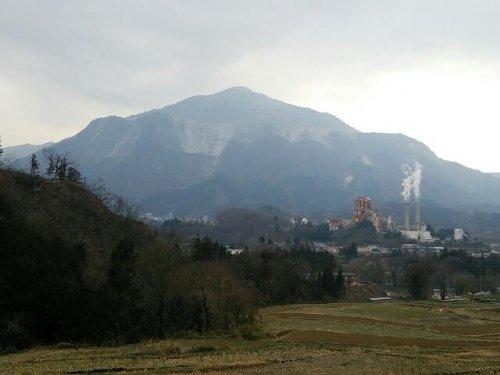 石灰鉱山 武甲山