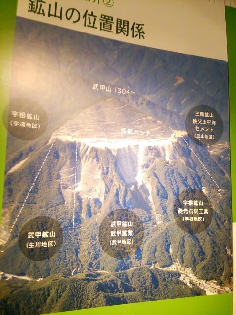武甲山資料館②
