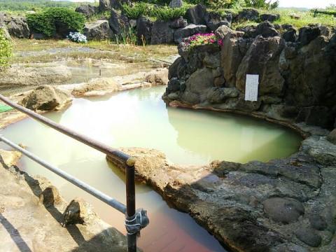黄金温泉②