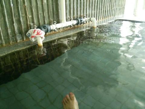 ワイス温泉に宿泊