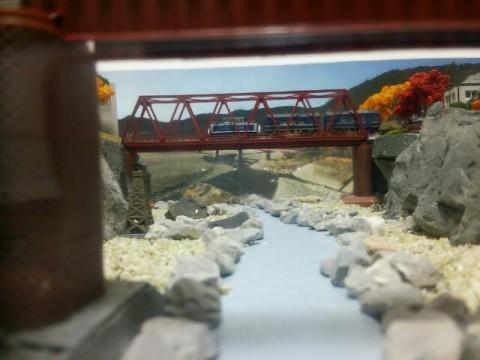 鉄道模型ジオラマ10