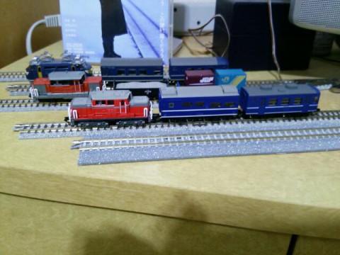 鉄道模型ジオラマ11