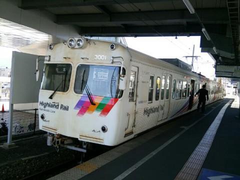 松本電鉄 上高地線
