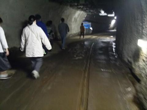 旧竜飛海底駅(竜飛定点)