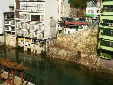 飯坂温泉 切湯(きりゆ)