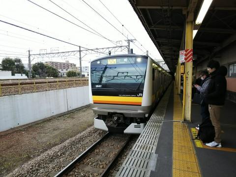 撮り鉄で川崎へ