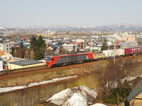 玉ねぎ列車