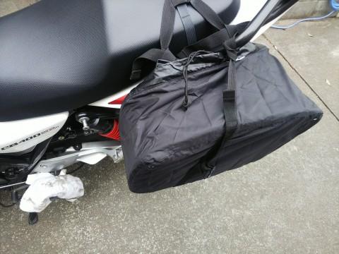 バイク用サイドバッグ