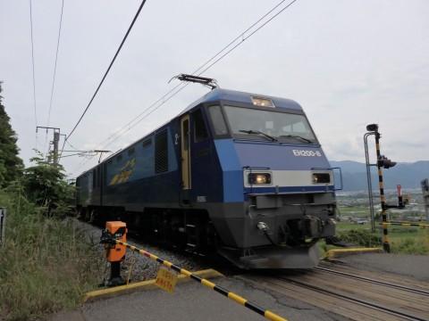 EH200 石油列車