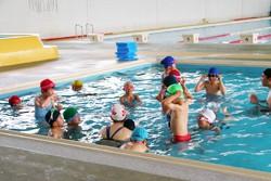 清水町民水泳プール 今年度の営業を開始します。