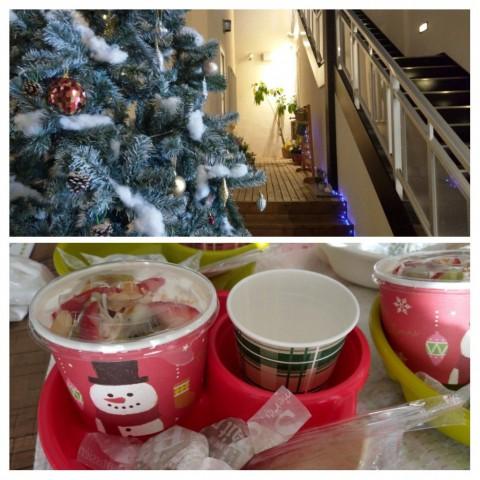 12月のお茶会、盛り上がったよ~