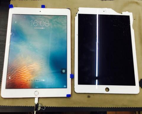 帯広でiPadを即日修理できます!