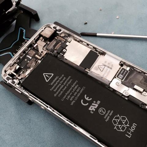 iPhoneを水没させてしまったら・・・