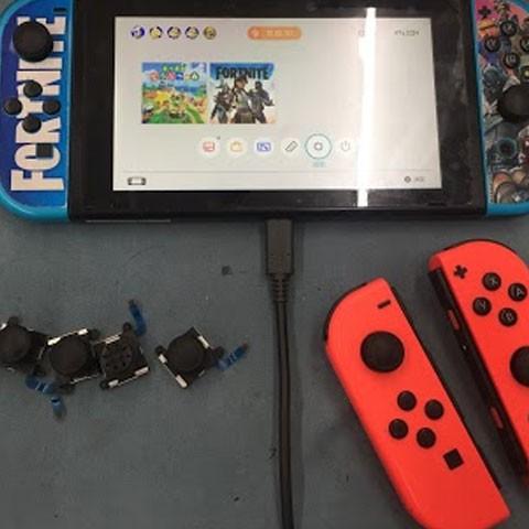 任天堂 Switch(スイッチ)修理可能!!