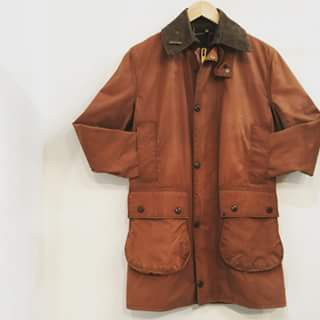 OLD Barbour