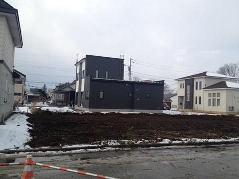 販売終了のお知らせ:【売土地】正方形に近い土地形状、広めの93.17坪