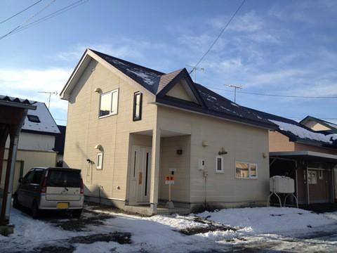 販売終了のお知らせ:【中古住宅】木造2階建て4LDK、29.58坪