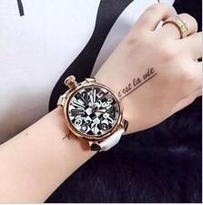 知的な印象も感じられるガガミラノ コピー腕時計