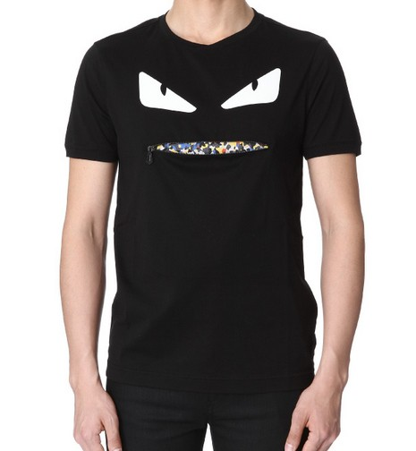 ピュアな雰囲気を演出してくれるフェンディ コピーtシャツ
