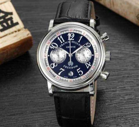 マットなケースでスタイリッシュな印象フランクミュラー コピー時計