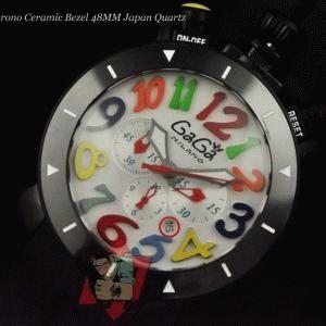 ハイレベルなエレガントさのガガミラノ コピー 時計必見