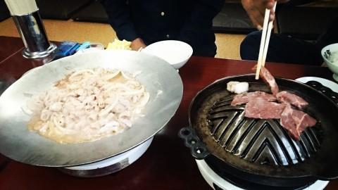 同僚と昼食を‼️ 有楽町の旅...(笑)