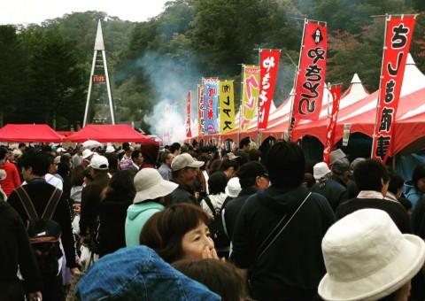 浦幌町 みのり 祭りへ~(笑)