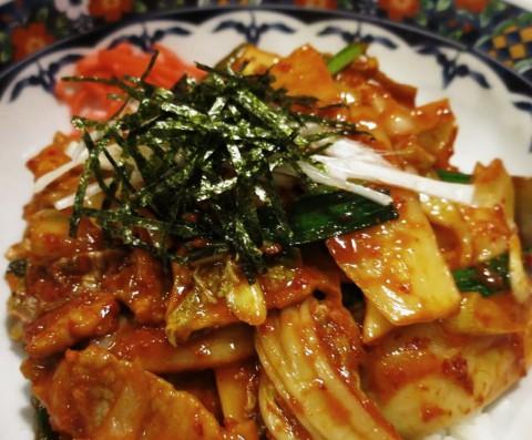 中華・ラーメン 上海さんにて 晩飯完了➰‼️