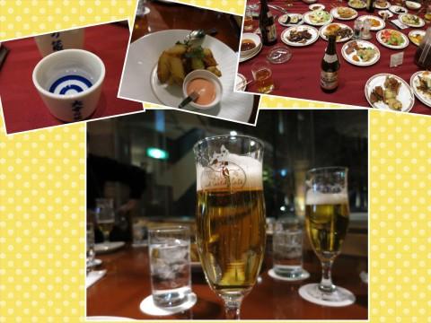 最終~会社の忘年会、北海道ホテルにて