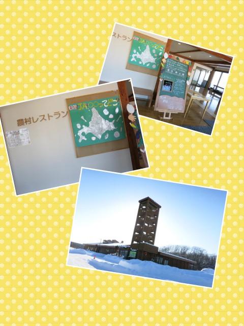 札幌 くるるの杜でビュッフェランチ~