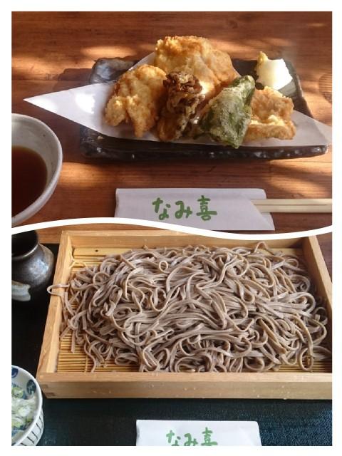 石狩市、札幌市、鵡川町へ~ 札幌なみ喜さんで美味しいお蕎麦を