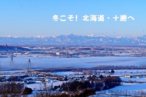 帯広 … 初 雪  観測!!