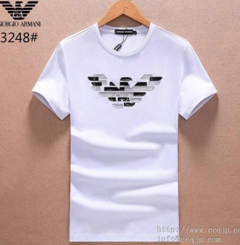アルマーニ 通販コラボレーションTシャツが全世界で発売!