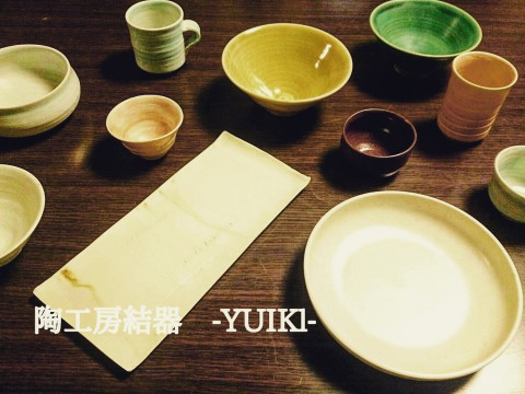 ミントカフェ+結器-YUIKl- カフェの陶芸教室