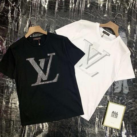supreme&gucciコラボtシャツ ヴィトンTシャツ 男女向け