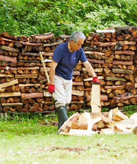 薪ストーブは人生を豊かにする 17