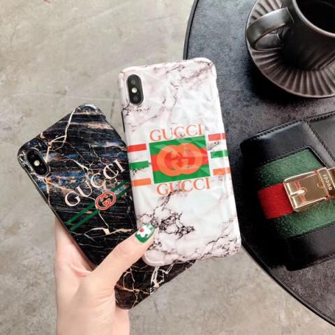 人気 グッチ iphoneXS MAXケース
