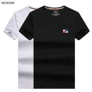BURBERRYバーバリー Tシャツ コピー柔らかい機能性tシャツ黒白