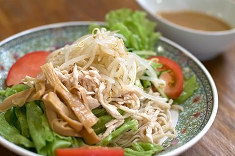 棒々鶏冷麺(バンバンチーレーメン)