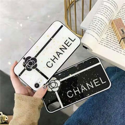 シャネル iphone xr/xs maxケース chanel Xperia 1/Aceケース