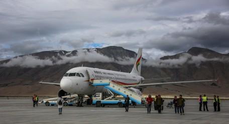 マレーシアからチベットへの旅行