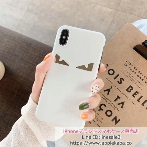 カッコイイ フェンディ iphone12 ケース